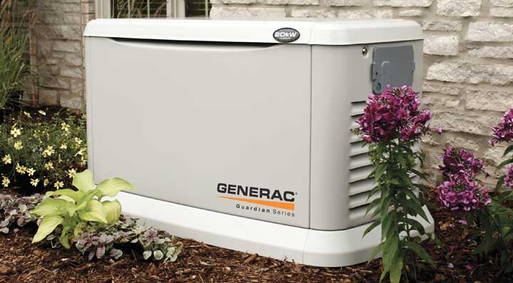 Generac Back Up Generators